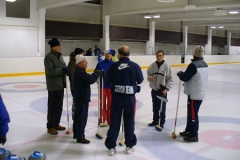 Rovaniemi: curling