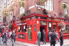 Slavný dublinský pub