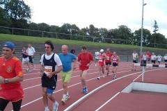 Chůze 5km po startu